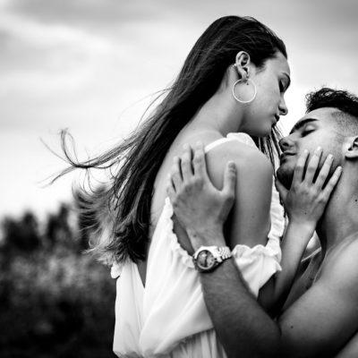 Fotografía de un beso, 2 instantes únicos