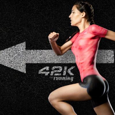 Fotografía publicitaria 42K Running